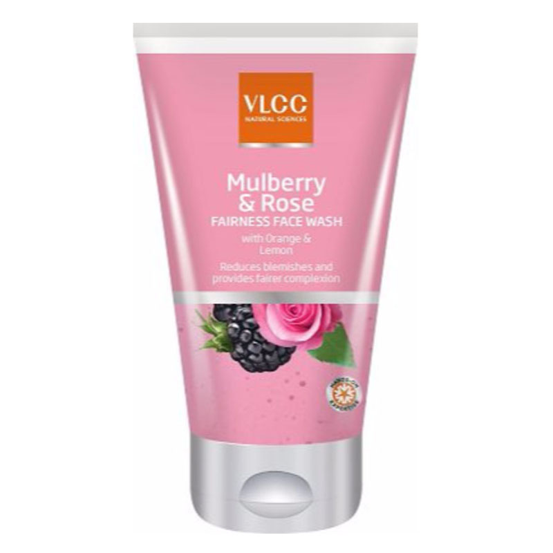 VLCC Mulberry & Rose Fairness Face Wash
