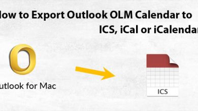 Photo of OLM to ICS Converter – Download for MAC and Windows