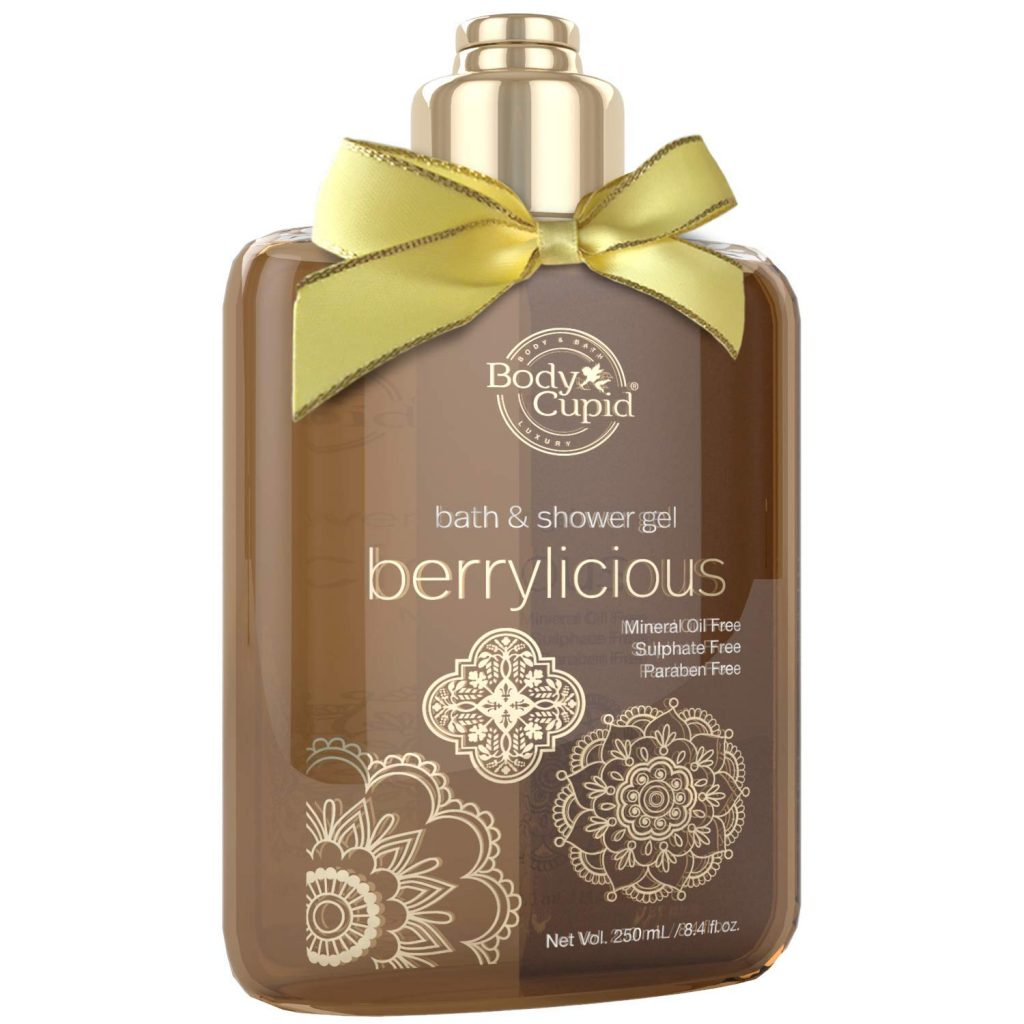 Body Cupid Berrylicious Shower Gel