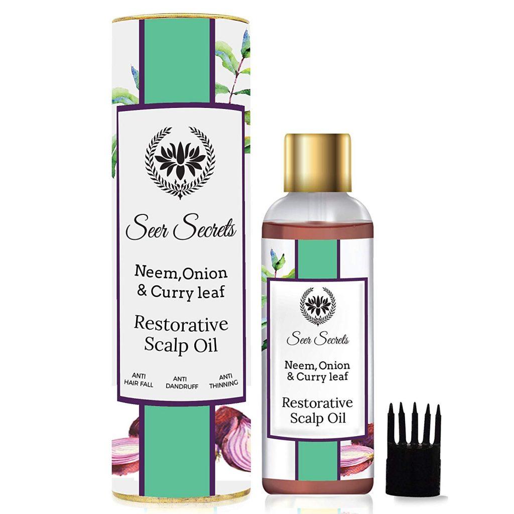 Seer Secrets Hair Oil