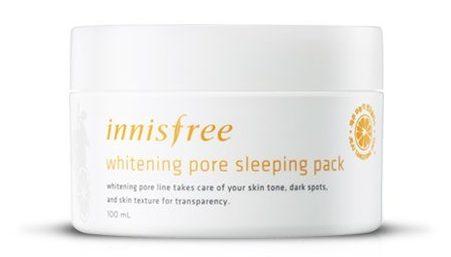 Innisfree Whitening Pore Sleeping Pack