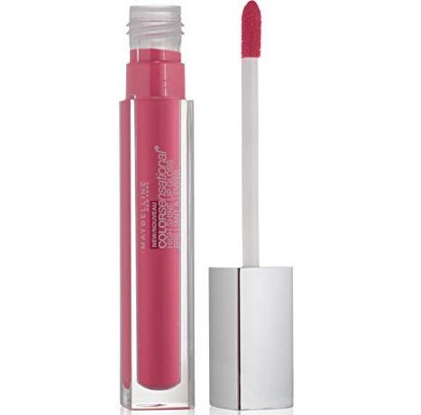 Maybelline ColorSensational High Shine Lip Gloss, Electric Shock