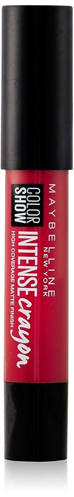Maybelline New York Color Show Intense Lip Crayon, Deep Coral