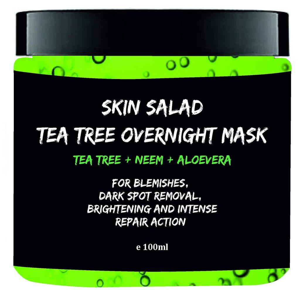 Skinsalad Tea Tree Overnight Face mask