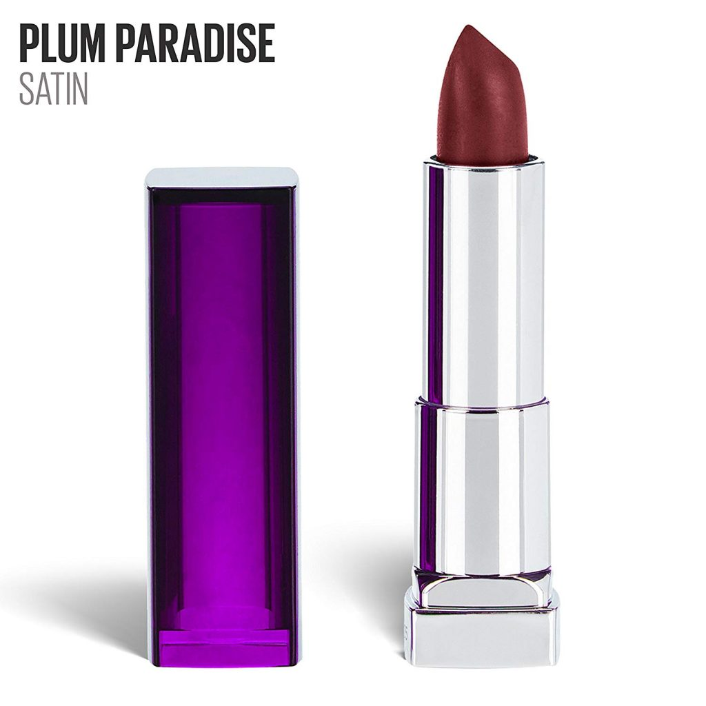 Maybelline New York Color Sensational Lip Color, Plum Paradise