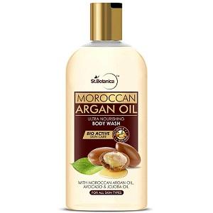 StBotanica Moroccan Argan Oil Ultra Nourishing Body Wash