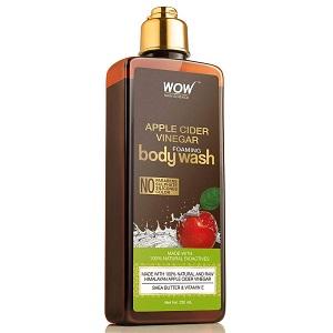 WOW Apple Cider Vinegar Foaming Body Wash
