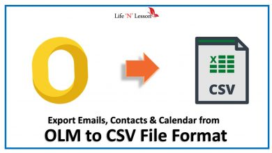 Photo of How to Convert OLM to CSV Format Instantly