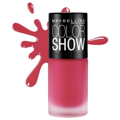 Maybelline New York Colour Show Bright Matte Nail Paint
