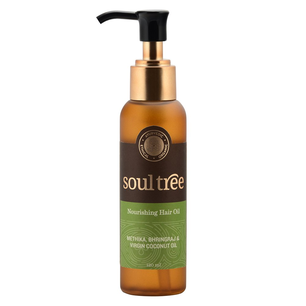 SoulTree Nourishing Hair Oil