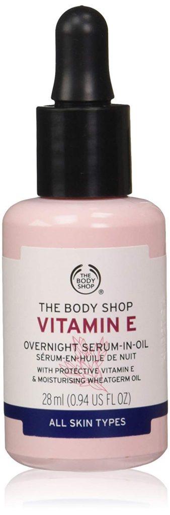 The body shop Vitamin E moisture Serum