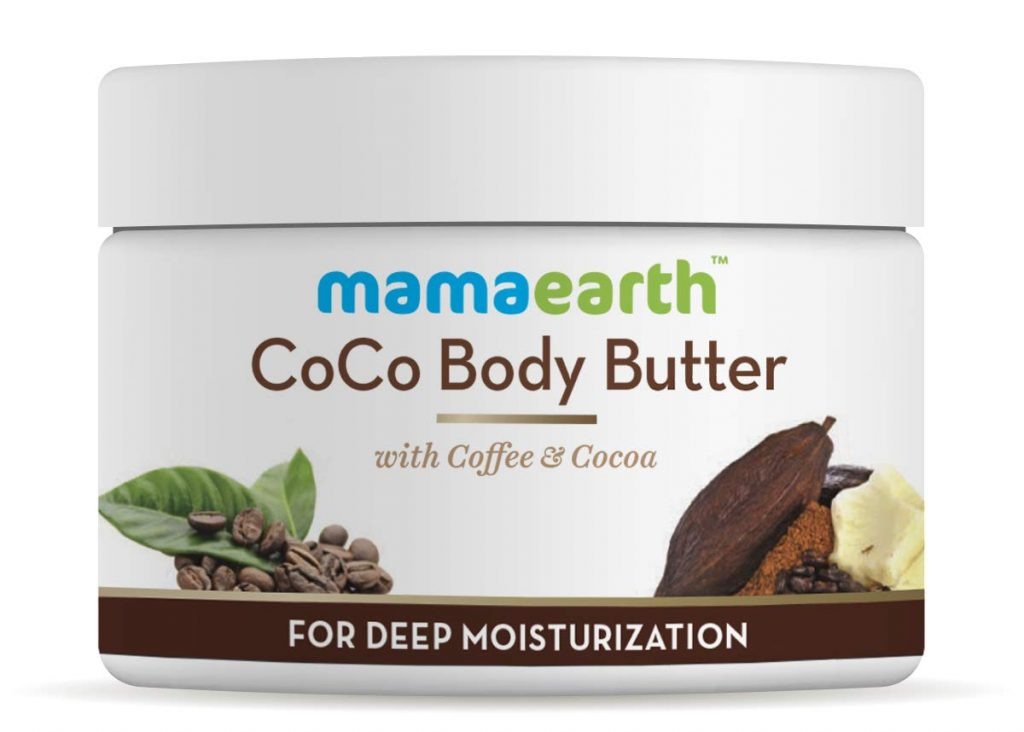 Mamaearth CoCo Body Cream Butter For Dry Skin