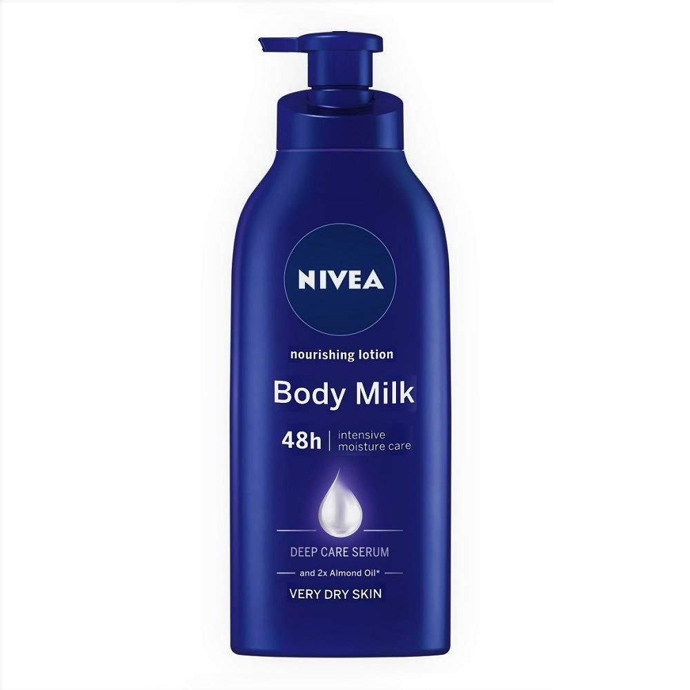 Nivea Body Nourishing Milk