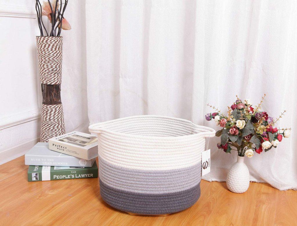 Woven Storage Baskets