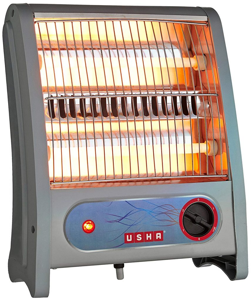 Usha Quartz Room Heater 800-Watt