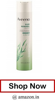 Aveeno Pure Renewable Shampoo