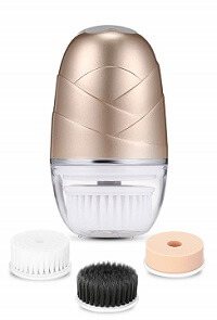 Lifelong Rechargeable Cleansing Face Massager