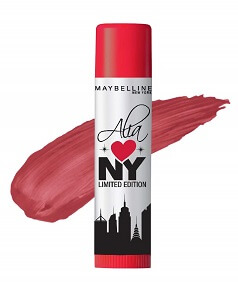Maybelline Baby Lips Alia Loves New York