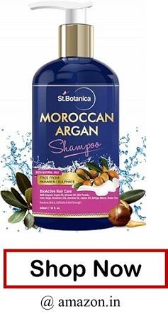 St. Botanica Moroccan Argan Shampoo
