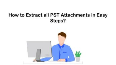 Photo of How to Extract all Attachments from PST files