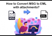 Photo of How to Bulk Convert Outlook MSG emails to EML files?