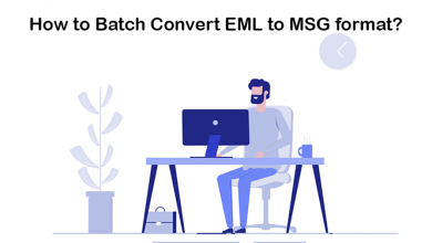 Photo of How to Batch Convert EML to MSG with all Properties?