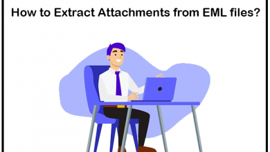 Photo of How to Extract all Attachments from EML file in Bulk?