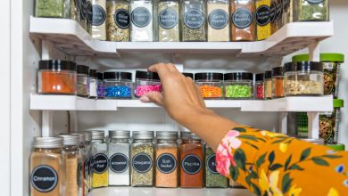 Photo of 10 Best Spice Racks that Organize all Your Spices Instantly