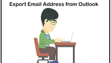 Photo of Best Way to Export Email Address from Outlook Folder