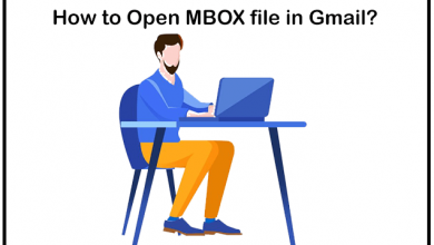 Photo of How to Open MBOX file in Gmail with Attachments?