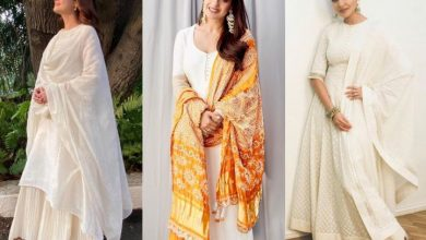 Photo of How to Style White Kurti in Different ways?