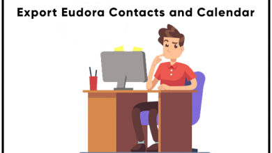 Photo of How to Export Eudora Contacts and Calendar Instantly?