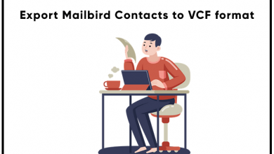 Photo of How to Export Mailbird Contacts to vCard Format?