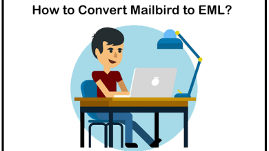 Photo of How to Export Emails and Contacts from Mailbird to EML Format?